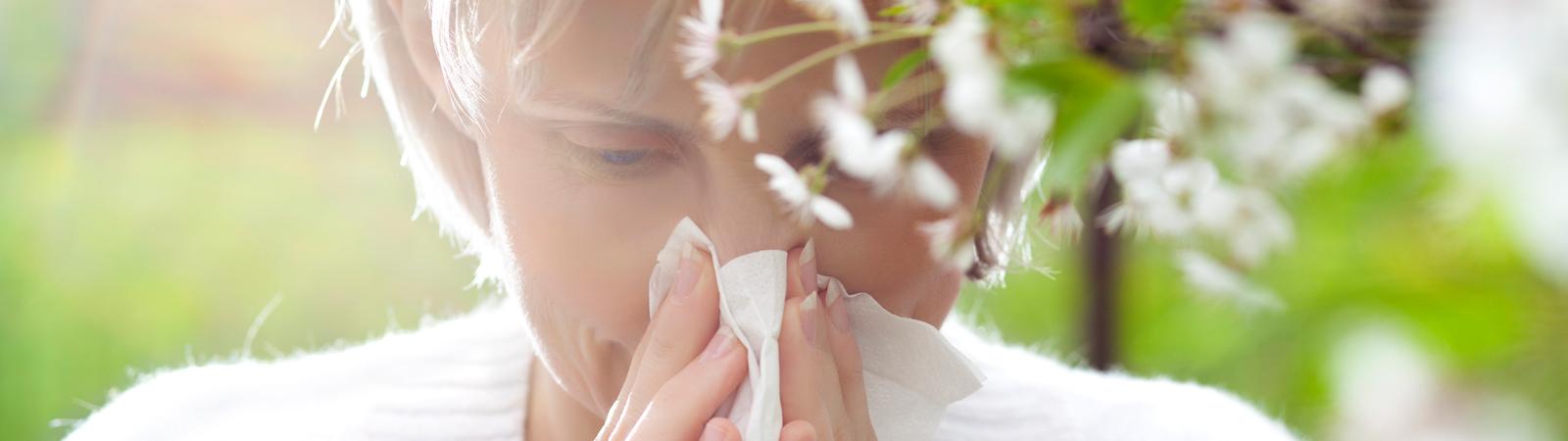 Kinesiologie kann Sie bei der Heilung und Regeneration verschiedenster Beschwerden wie Allergien unterstützen